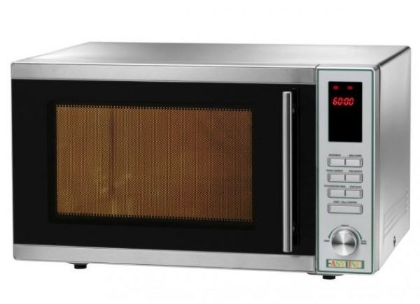 FORNO MICROONDE + GRILL MF914